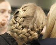 Прически своими руками: плетем косы. вечерние прически с косами, лосок.